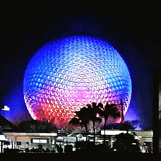 Simply peaceful! Walt Disney World Epcot Florida Colors Original Experiences