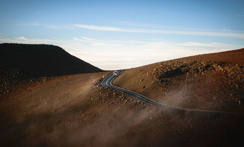 Beautiful EyeEmNewHere Haleakala Haleakala National Park Haleakala, Hawaii Hawaii Lonely Volcano Landscape Beauty In Nature Day Landscape Mountain Nature No People Outdoors Road Scenics Sky The Way Forward Tranquil Scene Tranquility Transportation Volcano Winding Road