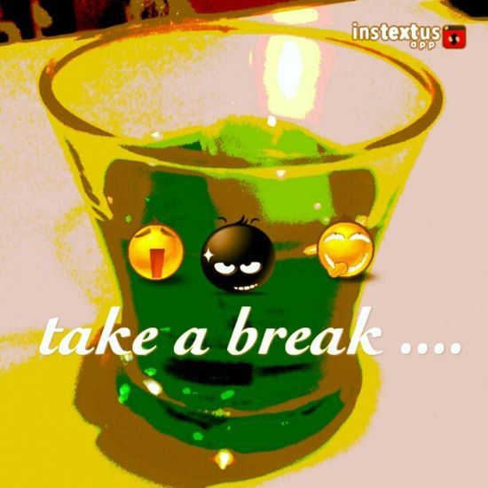 Take a break ...