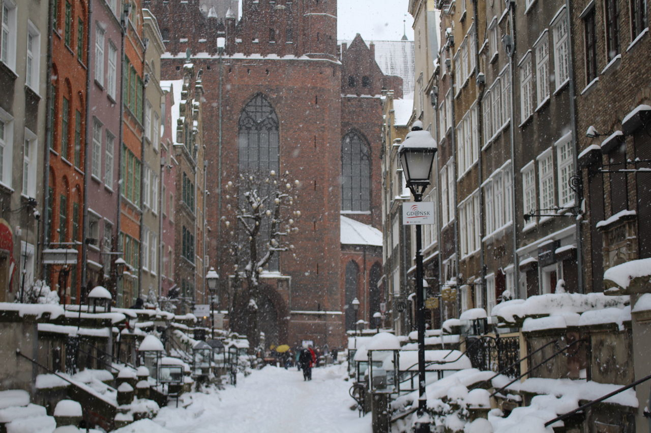 snow, winter, cold temperature, weather, architecture, building exterior, snowing, outdoors, day, city, nature, no people