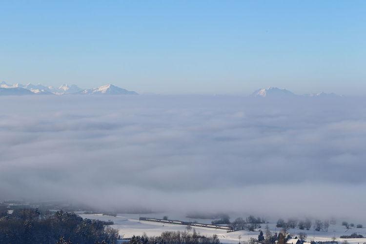 Fog Boundary