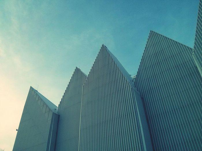 Opera House Architecture Szczecin The Architect - 2014 EyeEm Awards Geometric Shapes Minimalist Architecture