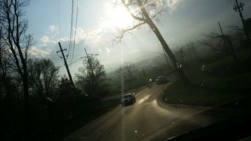 Driving down Waltonville Road. Driving Taking Pics While Driving Betweenstorms Randomshot Accidentography