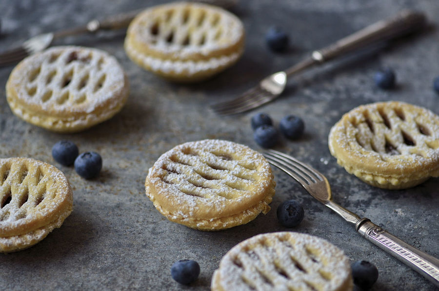 Blueberry pies Blueberries Blueberry Pie Food Food Photography Forks Pastry Pies Sweet Food