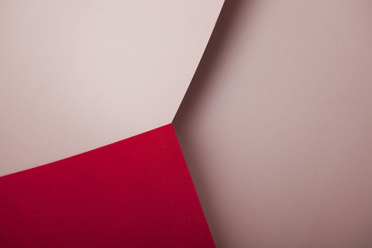 abstract, background, beige, corner, curves, edge, edgy, geometry, illusion, lilac, lines, minimalism, optical illusion, paper, pink, purple, red, sharp, structure, wall, website, white, triangle, Abstract Abstract Backgrounds Beige Beige Background Corner Curves Edge Edgy Geometry Geometric Shape Geometrical Illusion Red Paper Sharp Harmony Composition Website Background Triangle Triangle Shape Paperwork Empty Copy Space Indoors  No People Close-up High Angle View White Color Backgrounds Cardboard Full Frame Wall - Building Feature Open Still Life Document Simplicity Shape Publication Blank Clean Optical Illusion