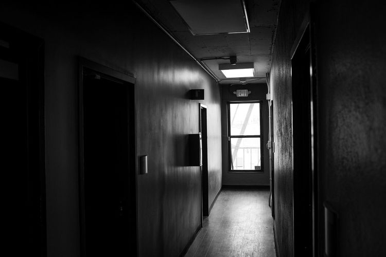 Light And Shadow Black And White Photo444 Fujix100f Fujifilm Fujifilm_xseries Documentary Photography Architecture Building Indoors  Door Corridor Entrance Arcade