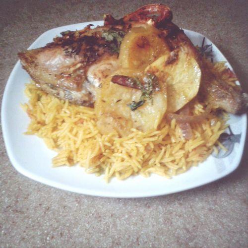 طبخي تصويري  تسلم يديني غداء دسم