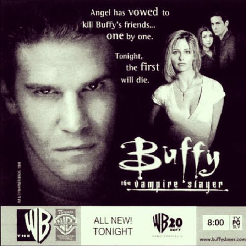 """without passion, we'd be truly dead."" Oldschool Buffy Passion Goodbyejenny memories buffyvsangel classic"
