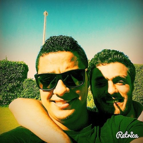 Selfie Marina_5 Hassan_5aled