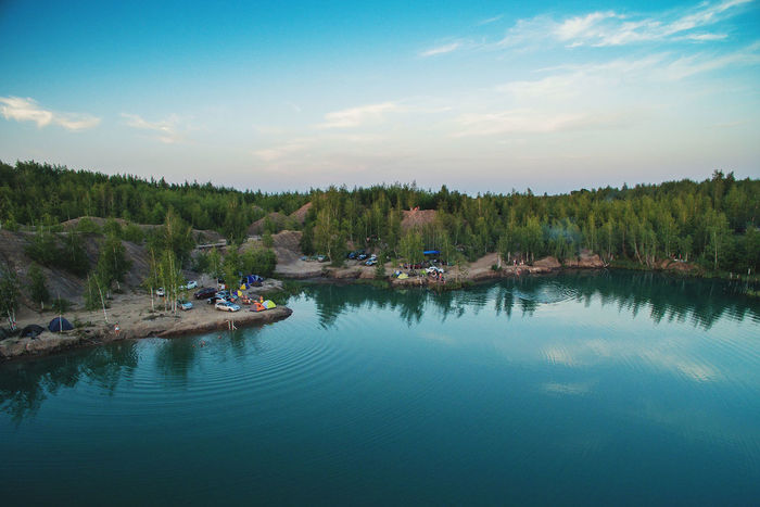 Aerial Dji Dusk Evening Lake Nature Outdoors Phantom Reflection Sand Scenery Water Weekend