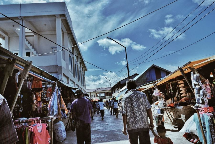 market place Traditional Indonesia Photography  Sony A6000 Adat Maluku  Aru Streetphotography #Indonesia