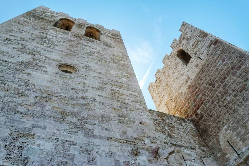 Lookingup the Fortress in Marseille, France Taking Photos Open Edit For Everyone Holiday POV Eye4photography  The Traveler - 2015 EyeEm Awards