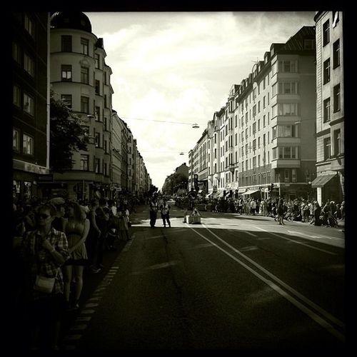 Blackandwhite SWEDEN_bw Stockholm Pride 2010 EyeEm Best Shots