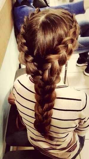 ☺️☺️☺️ Hair коса колосок