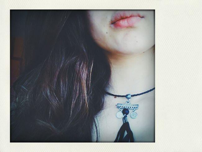 My Neck! Necklace Vintage