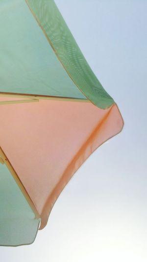 Summer Colors Umbrella Sky Photography