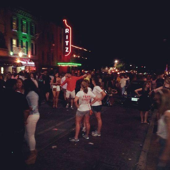 Austin with the wild bunch Austintx  Cowgirlfun TitosVodka Girlsniteout fuckaline @rach_mass @blancac87 @itsk65 @desmarie