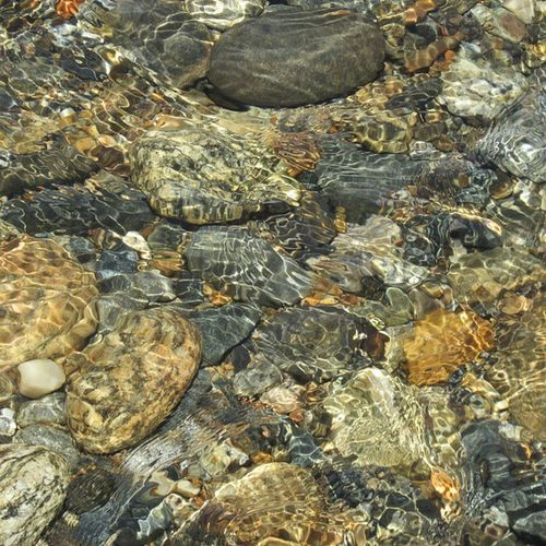 Stones Watercurrents Texture Yargapchu river Mechuka Menchuka Menchukha