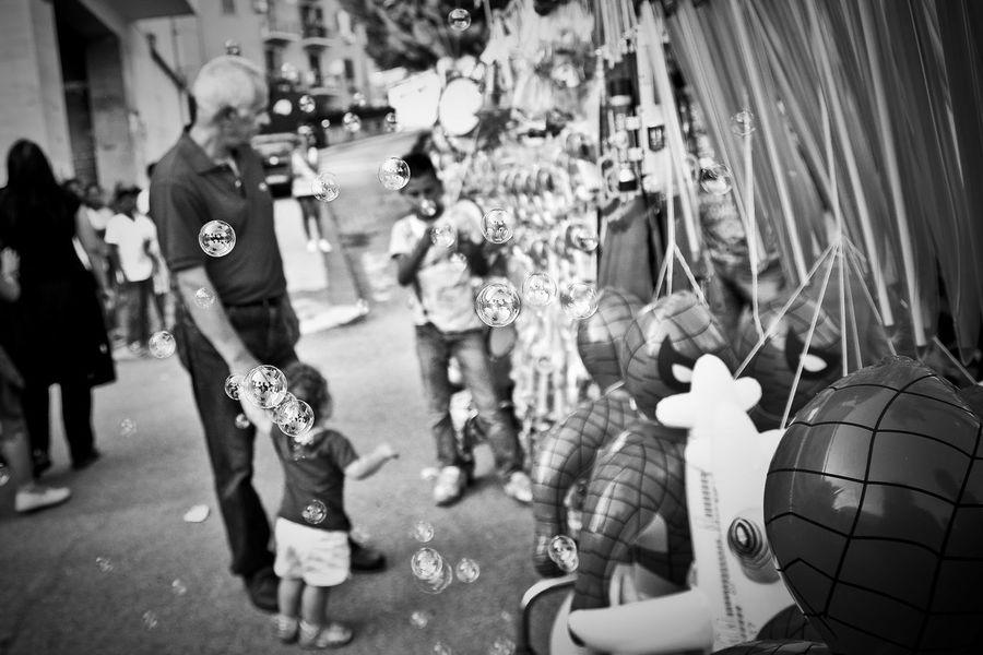 Toys Be. Ready. Sicilian Popular Festivals Vara Di Messina Wishes Grandparents Soap Bubbles