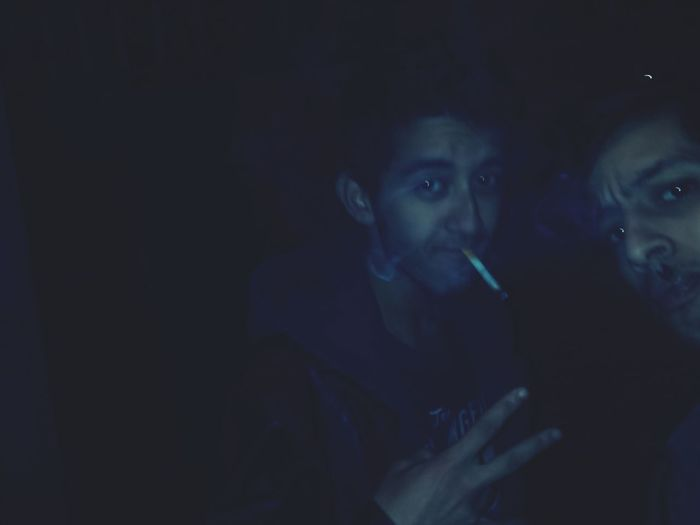 Smokeweed Me Selfie ✌ Street Photography Night Marrakesh Nights Withmybestfriend Ganja Ganja Soul Life_runner