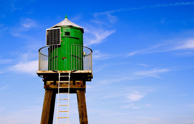 Whitby Pier Tower Architecture Blue Built Structure Cloud Day Green Landscape Low Angle View Outdoors Photography Sky Tower Whitby