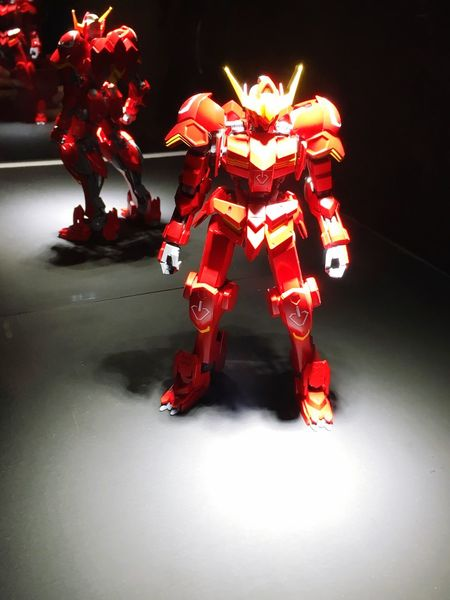 秋葉原 日本 Japan ガンダム Gundam 私はガンダム全く分からない… Flame Red Indoors  Burning Tradition No People Close-up MWAM Manwitheamission ジャンケンジョニーとのコラボ