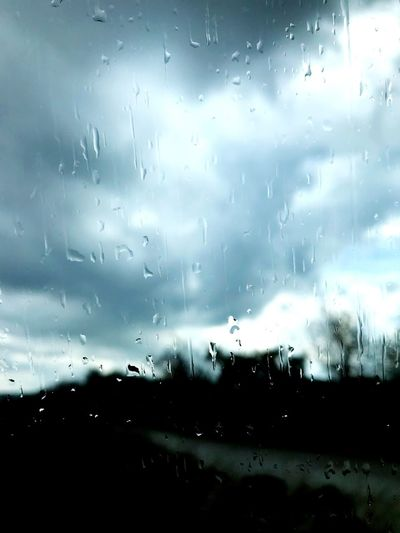 Car Glass Mirror Rain Rainy Days First Eyeem Photo