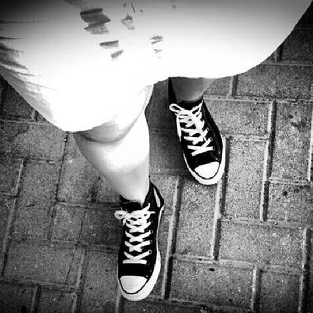 Bnwphotography Chuck Taylor Streetphotography