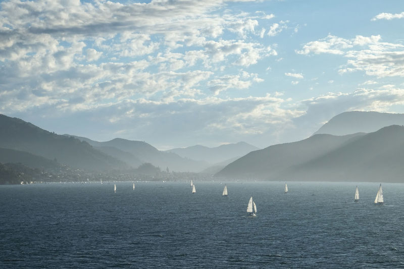 Nils Nowacki - 2016 - New Zealand - Picton Clouds Clouds And Sky Cook Strait, New Zealand New Zealand New Zealand Landscape New Zealand Scenery Ocean Picton  Sailing Sailing Boat Sea Sea And Sky Seascape Water
