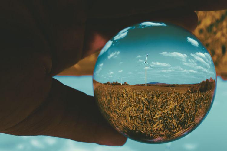 Lensballfotograf