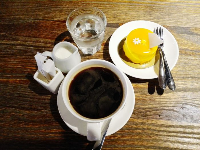 Table Food And Drink Ready-to-eat Indoors  Food Taking Photos Water Cakes Yellow
