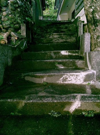 Colour Your Horizn Steps Steps And Staircases Staircase Outdoors Day No People
