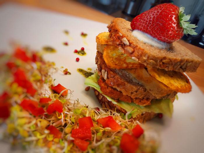 Brakfast Kuraburabistro Sandwich