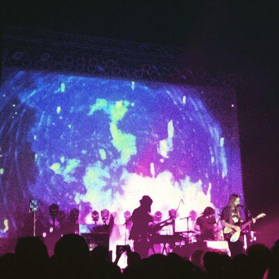 Tame Impala Concert Having Fun Arround The World Taking Photos Pinklights