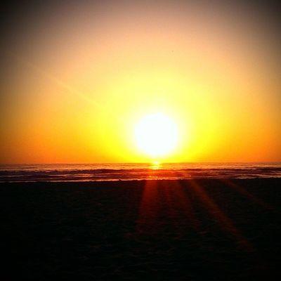 Beach Missionbeach Sandiego Photographyhobby Peaceful Photography Sun Sunset