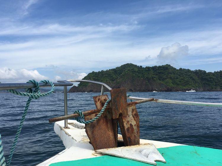 Water Nautical Vessel Mountain Scenics Nature Costa Rica Boats⛵️ anchor