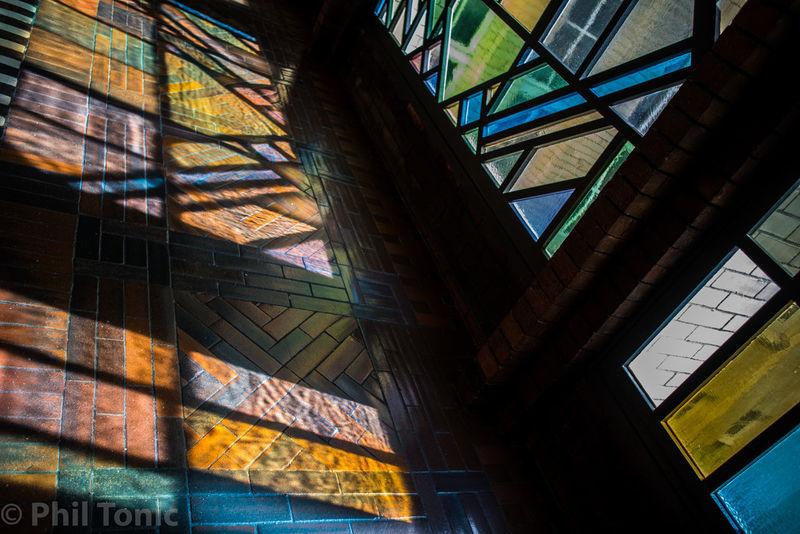 1920's Style 1920s 1930's Architecture 1930s Art Deco Art Deco Architecture Bricks Building Historic Interior Design Interiour Landmark Lights Peter Behrens Reflection Sun