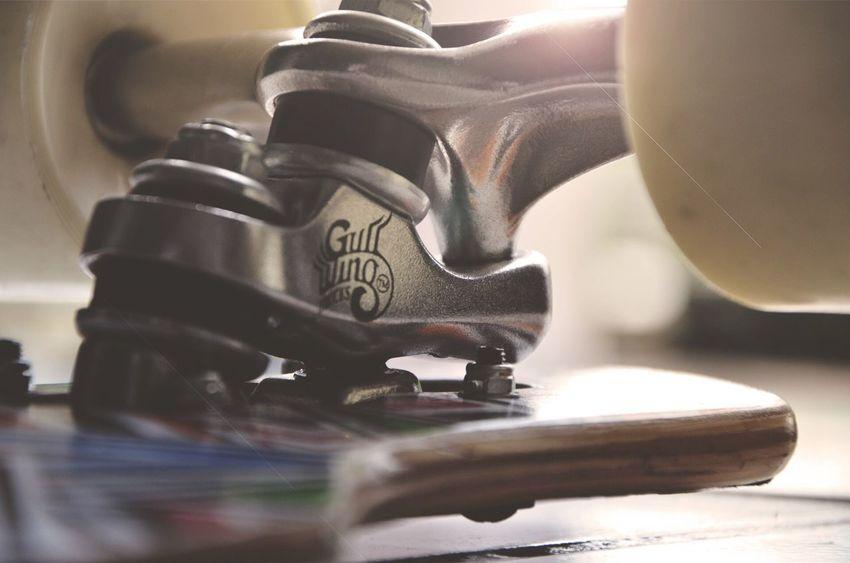 Gullwing Gullwingtrucks Longboard Pic Photo
