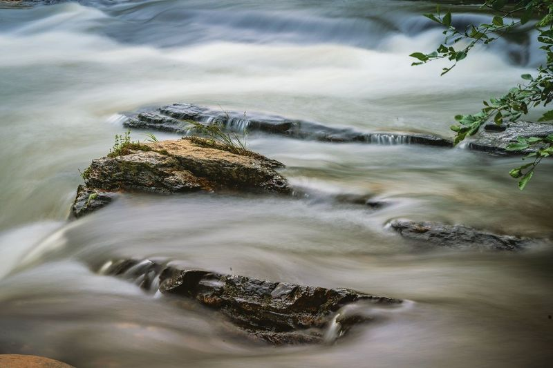 Flowing waters Long Exposure River Flowing Water Water Nature No People Day Motion Outdoors Beauty In Nature Tranquility EyeEmNewHere