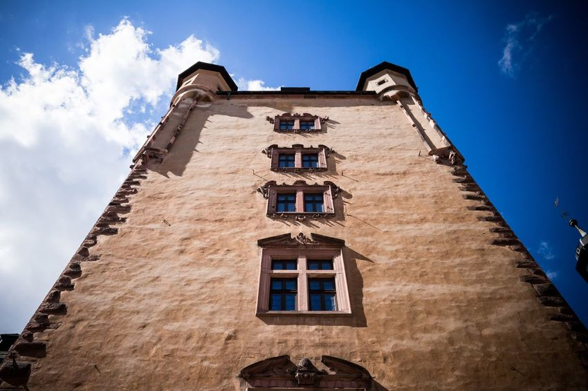 The Architect - 2016 EyeEm Awards Travel Photography Streetphotography Street Photography The Great Outdoors - 2016 EyeEm Awards Traveling Germany GERMANY🇩🇪DEUTSCHERLAND@ Deutschland Aschaffenburg Sky And Clouds Old Buildings