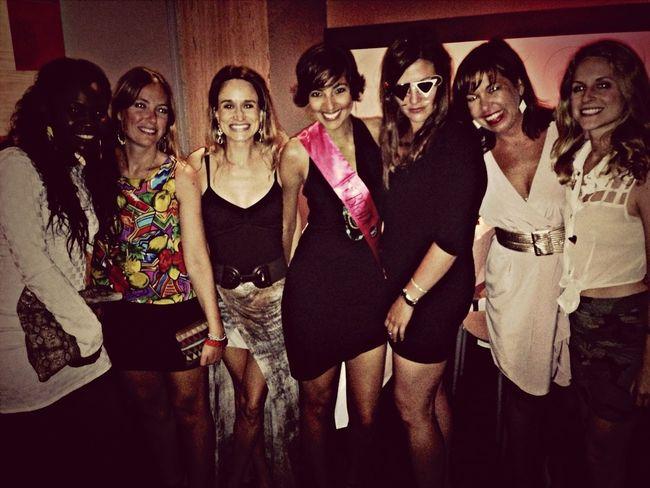 Joa's Bachelorette Weekend