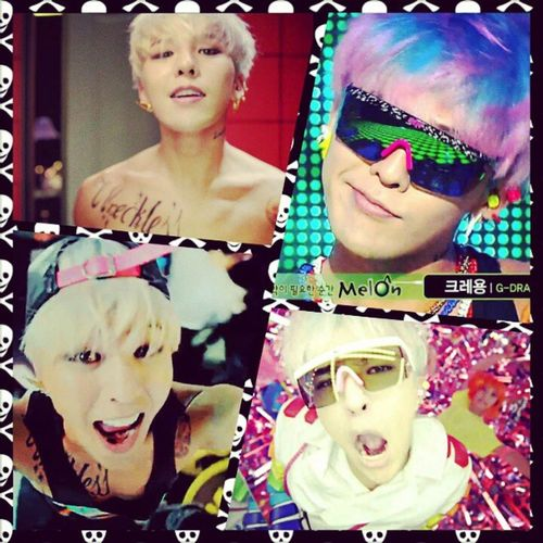 Cause this guy is continuously corrupting my ♥ Jiyong Gdragon GechoCreyon Oneofakindsir