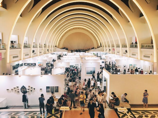 Photography City Shanghai Exbititon VSCO IPhoneography