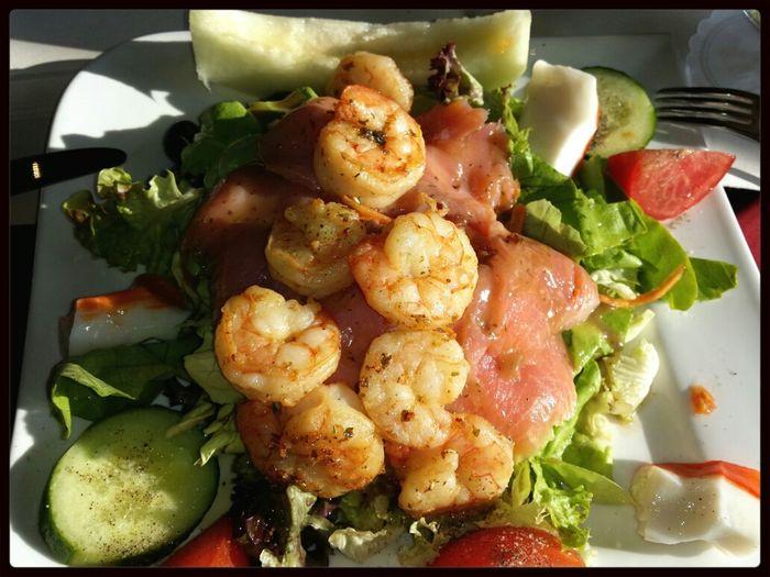 Insalata Scandinavia Insalata Italian Food Eating Fish Eating Healthy