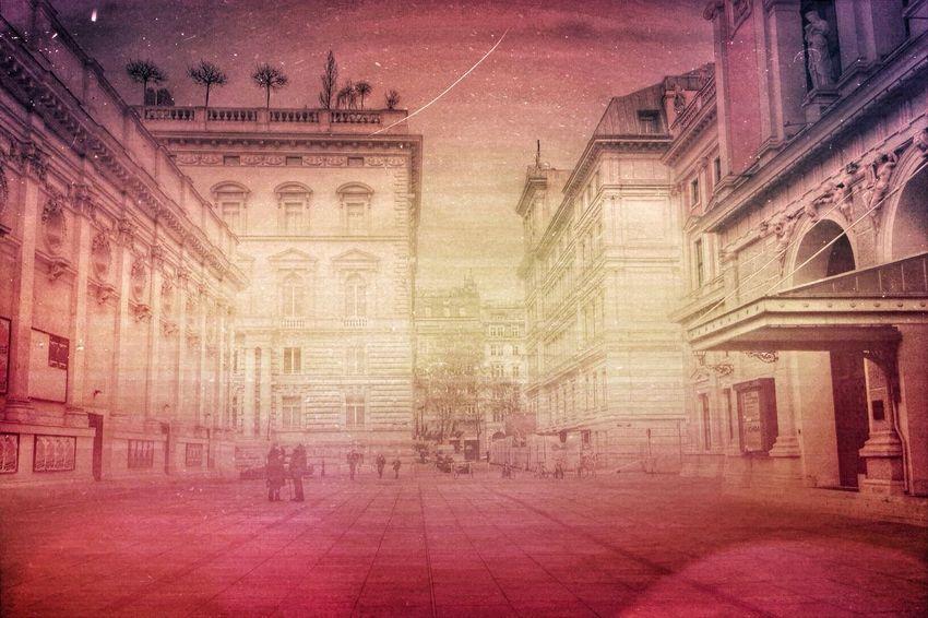 Vienna At Musikverein Monochrome