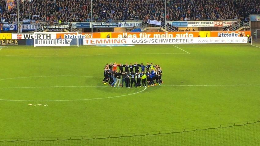 Paderborn Football SCP07 Soccer