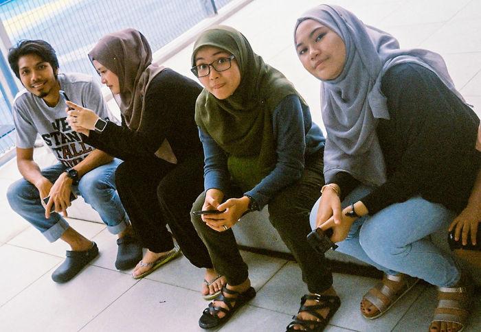 quake quartet Busy No End