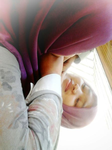 Good morning .. Happy sunday 😁 .. I love mirrorEyeEm Follow OpenEdit Like Hijab INDONESIA