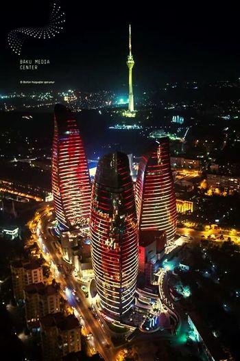 Baku love's city
