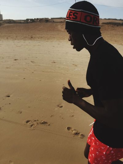 Training, 2017 Daily Workout Morning Workout Running On Beach Workout Working Out Senegalese Beach Dakar Beach West Africa Beach Football Player Pregame Workout Training Sub Sahara Sub Saharan Beach West Africa Africa Soccer Training In West Africa Plage De Dakar Senegal Dakar Jogging On Beach Soccer Player Running Football Training Beach Land Real People Water Sand Lifestyles One Person Day Outdoors Sea